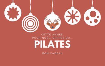 Pour Noël, offrez des cours de Pilates !